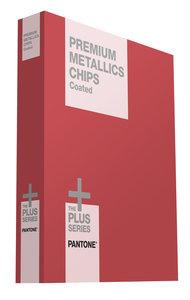 PANTONE Metallics Coated Chip Book