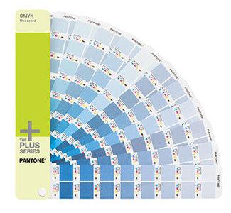 PANTONE PLUS CMYK Guide Set Coated & Uncoated