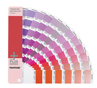 PANTONE PLUS Premium Metallics Guide Coated