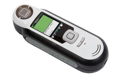 PANTONE Capsure met Bluetooth technologie