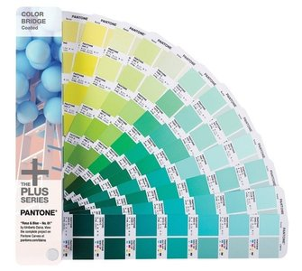 PANTONE PLUS ColorBridge Guide Coated