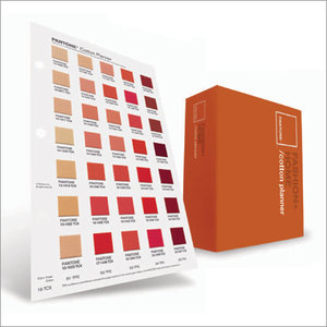 PANTONE Fashion and Home cotton planner