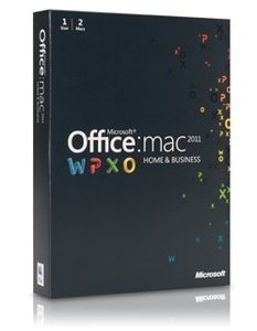 Microsoft Office voor Mac 2011 Home and Business