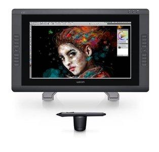 Wacom Cintiq 22HD Touch tekentablet (type DTH-2200)
