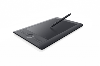 Wacom Intuos Pro Professional Creative Pen&Touch Tablet M