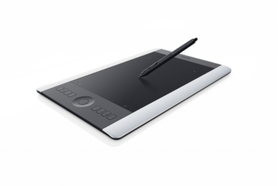 Wacom Intuos Pro Professional Creative Pen&Touch Tablet M - Special Edition